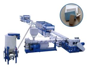 苏州XPS发泡板材生产线