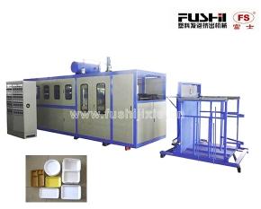 PS Lunch Box Vacuum FormingMachine
