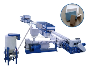 XPS Foam Board Extrusion Line​​​
