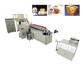 PE Foam Net Extrusion Line