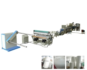 PE Foam Sheet Extrusion Line ​​​​​