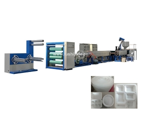 PS Foam Sheet Extrusion Line?????