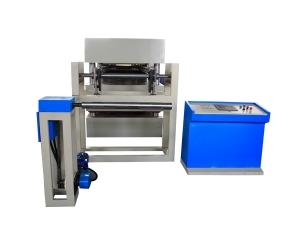 3D wall sticker forming machine